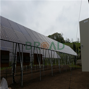 pv ground mount systems